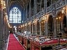 John Ryland's Library - old reading room | John Ryland's ...