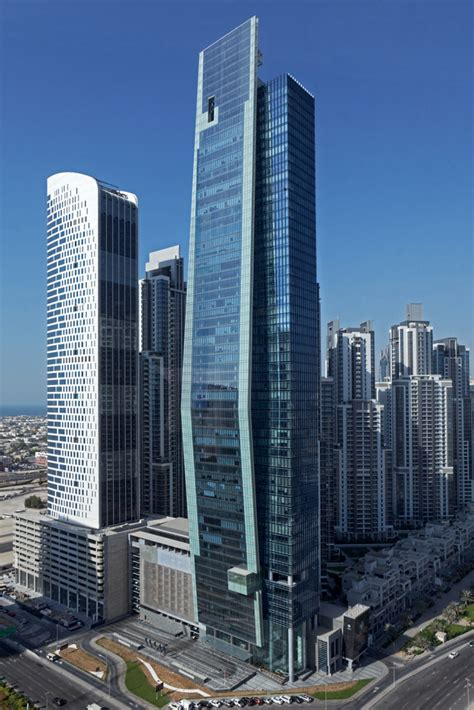 vision tower  business bay  tvsdesign archiscene