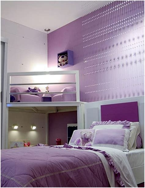 lilac bedroom  girls bedroom decorating ideas