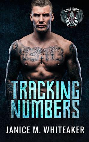 tracking numbers  janice  whiteaker
