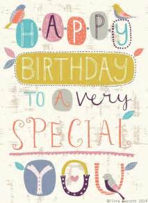 Special Happy Birthday Quotes
