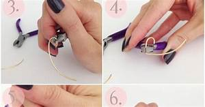 Diy Wire Heart Ring Tutorial