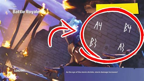 *new* Fortnite Secret Wallpaper Easter Egg ??😱😱