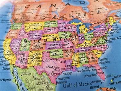 States United State Canada Map Cost Usa