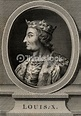 Portrait Of King Louis X Of France Photo - Thinkstock