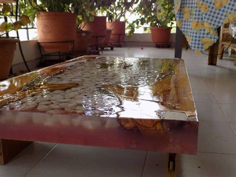 resin table top  tamtum  lumberjockscom