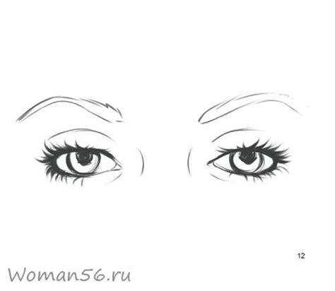 Как рисовать реалистичные глаза . Уроки рисования