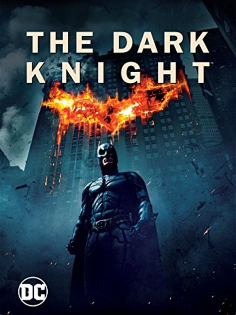 Amazon The Dark Knight Christian Bale Michael Caine