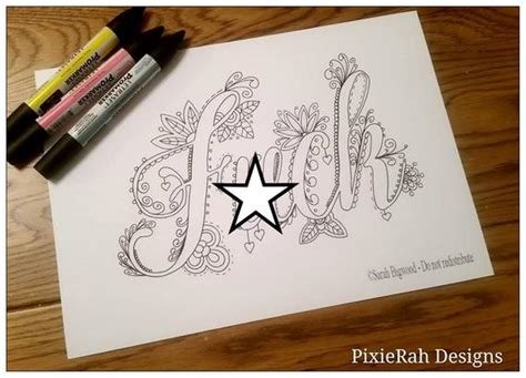 Sweary Colouring Book By Pixierahdesigns On Etsy