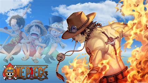 One Piece Ace Hd Wallpaper By Geeksoul