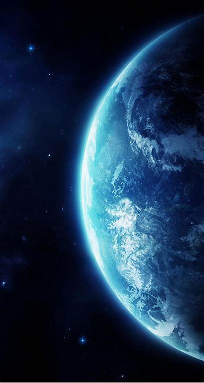 Earth Phone Space Iphone Universe 6wallpaper Aesthetic