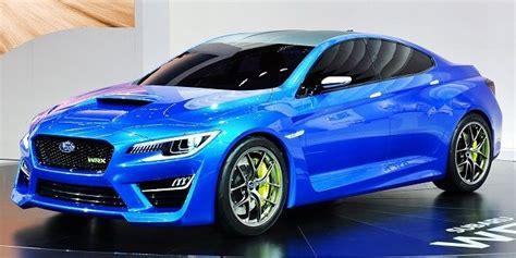 2018 Subaru Wrx Sti Release Date And Cost