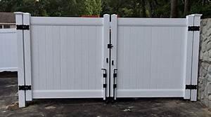 Installer Un Portail : prix d 39 un portail en pvc co t moyen tarif de pose ~ Premium-room.com Idées de Décoration