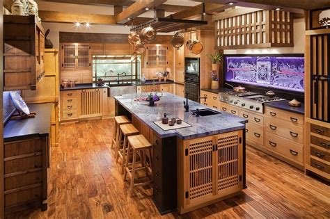 what is the best wood for kitchen cabinets a path to japan asian kitchen los angeles by 9938