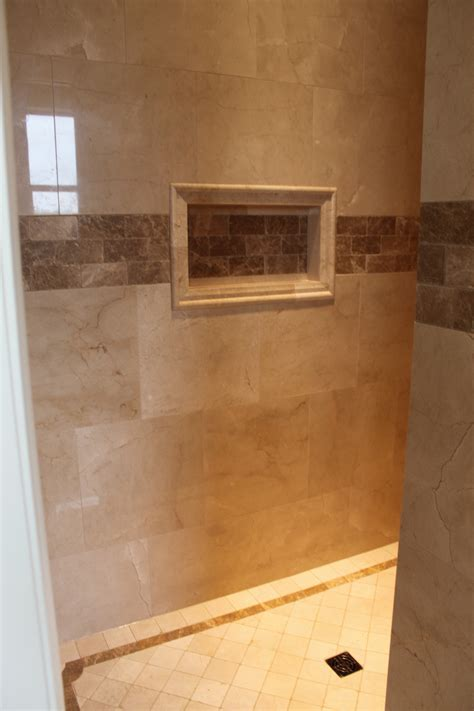Custom Showers   Flooring & Accessories