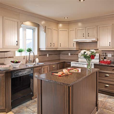 champetre intemporel cuisine avant apres decoration