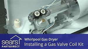 How To Install A Whirlpool Dryer Gas Valve Coil Kit