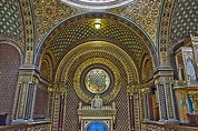 the spanish synagogue (avec images)