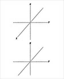 Fax Sheet Template Free 7 3d Graph Paper Sle Templates