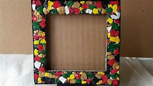 Top 10 Photo Frames From Waste Material Craft - Wiki-How