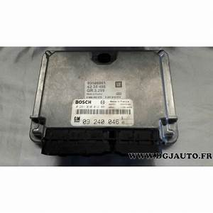 Cardan Opel Zafira 2 2 Dti : centrale injection calculateur 0281010012 pour opel astra g zafira a vectra b omega b 2 0dti 2 0 ~ Gottalentnigeria.com Avis de Voitures