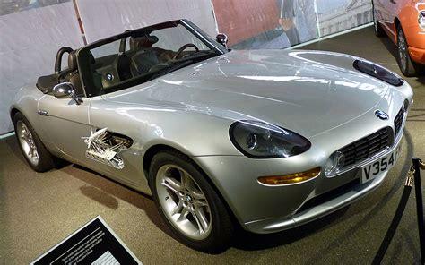 007 James Bond Car , Bmw Z8