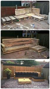 You, Have, To, Check, Diy, Outdoor, Pallet, Ideas