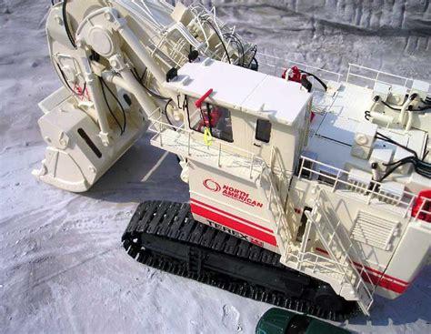 terex rh mining shovel