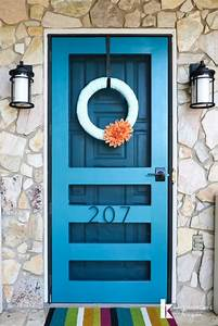 13, Creative, Diy, Screen, Door, Ideas, And, Important, Details, To, Consider, U2022, Insteading