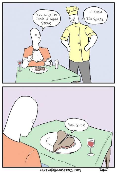 humour cuisine food joke etc