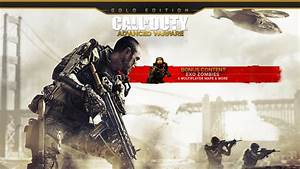 Call of Duty®: Advanced Warfare Gold Edition Game | PS3 ...