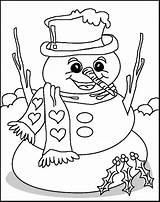 Coloring Pages Winter Print Summertime November sketch template