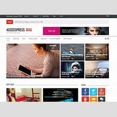 12 Best Wordpress Themes For Multiple Author Blogs In 2016