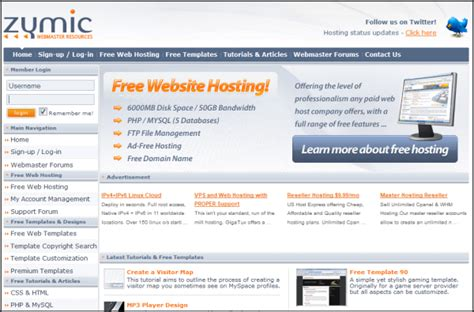 hosting solutions  small web projects codeable