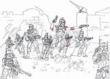 Clone Coloring Wars Trooper Battle Lego Printable Getcolorings Leg Getdrawings Colorings sketch template