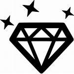 Diamond Icon Sparkle Symbol Icons Gem Jewel