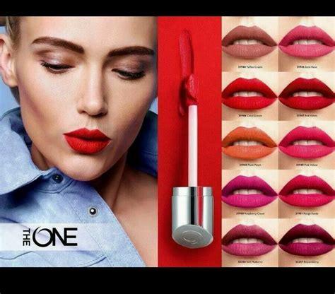 lipstik matte by oriflame oriflame the one lip sensation matte mousse liquid lipstick new sale ebay