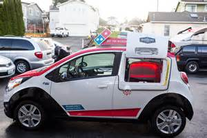 Domino's New Pizza Delivery Car