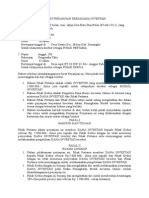 contoh surat perjanjian kerjasama bagi hasil antar perusahaan