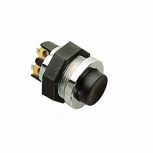 Interrupteur Bouton Poussoir : bouton poussoir 12v metal maxter accessoires ~ Melissatoandfro.com Idées de Décoration
