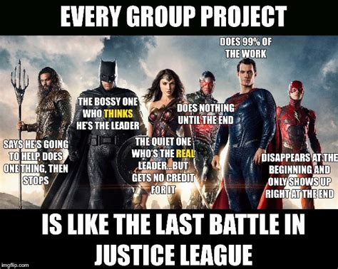 Group Photo Meme - every group project imgflip