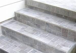 Carreler Des Marches D Escalier Exterieur : renover escalier exterieur carrelage fabulous best nez de marche aluminium pour rnovation with ~ Melissatoandfro.com Idées de Décoration
