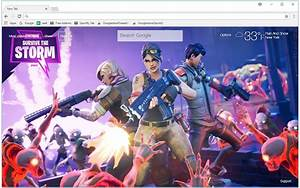 Fortnite Battle Royale HD Wallpapers New Tab Free Addons