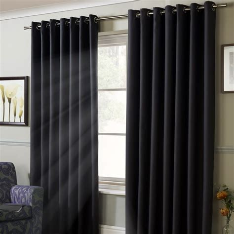 charcoal grey curtains thermal lined blackout eyelet curtains charcoal grey