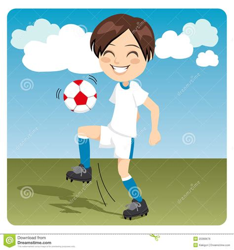 soccer practice royalty  stock image image