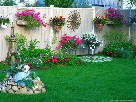 Garden Decoration Images by 56 Beautiful Flower Garden Decor Ideas Everybody Will