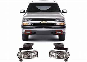 Replacement Clear Fog Lights 1999 2000