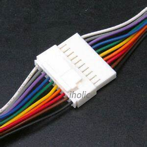 10 Pin Wiring Harness : 1pc small 10 pin terminal lead wire harness jack and ~ A.2002-acura-tl-radio.info Haus und Dekorationen