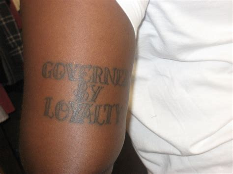 thigh tattoos  dark skin