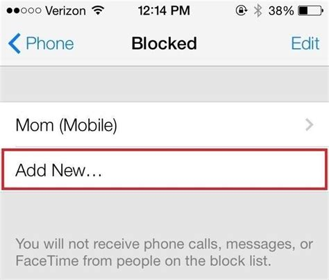 block texts iphone how to block any text messages or imessages on